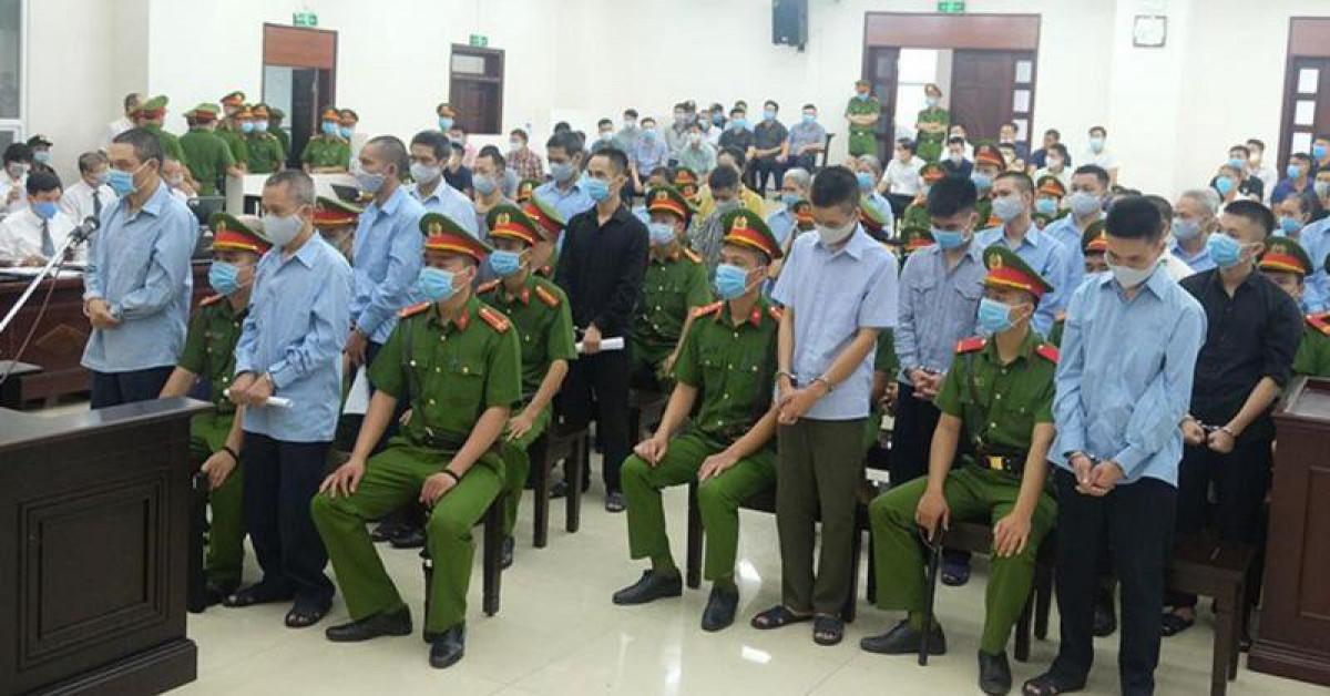 Tòa Cấp cao mở phiên phúc thẩm, xét kháng cáo của 6 người vụ chống đối ở Đồng Tâm