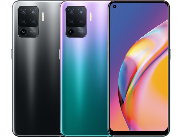 Ra mắt smartphone tầm trung Oppo A94