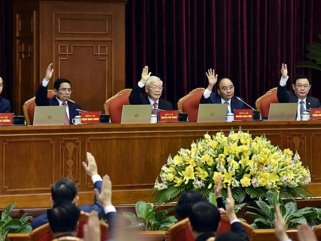 Nhân sự ứng cử Chủ tịch nước, Thủ tướng và Chủ tịch Quốc hội đạt phiếu tập trung cao