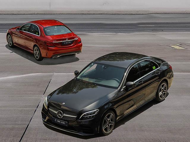 Mercedes-Benz bổ sung phiên bản C180 AMG tại Việt Nam, giá bán 1,5 tỷ đồng