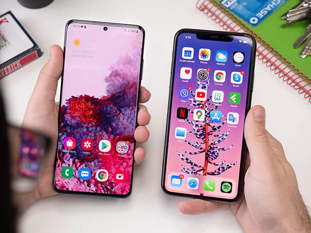 Samsung trên đà đánh bật lại Apple