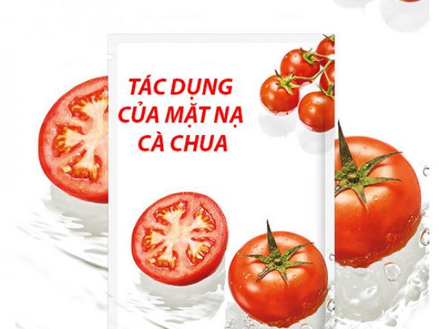Top 15 loại mặt nạ cà chua giúp trị mụn trắng da an toàn hiệu quả tại nhà