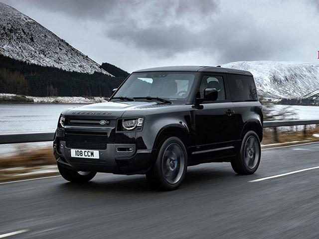 """Giải thưởng """"Xe Thế giới của năm 2021"""" do phái nữ bình chọn thuộc về Land Rover Defender"""