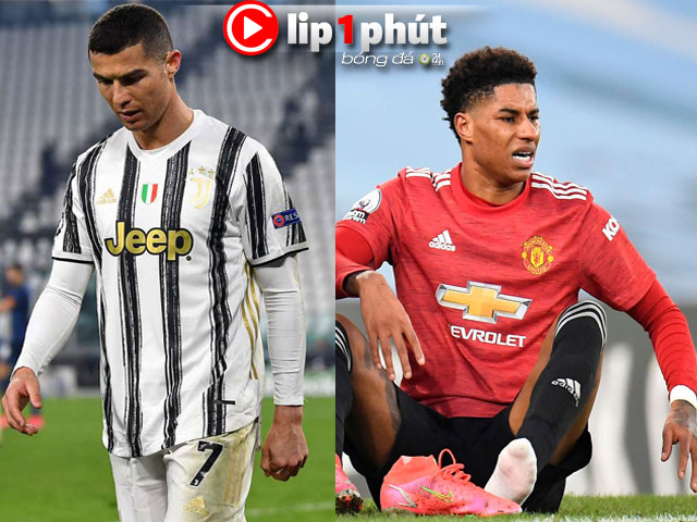 Dấu hỏi Ronaldo ở Juventus vì bi kịch Cúp C1, MU mất Rashford có hạ nổi AC Milan? (Clip 1 phút Bóng đá 24H)