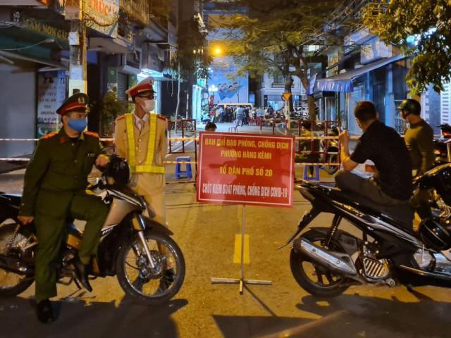 Hải Phòng: Kết quả xét nghiệm 49/49 trường hợp liên quan đến 2 ca nhiễm SARS-CoV-2 ở đường Nguyễn Công Trứ