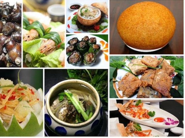 """Nếu biết hết những đặc sản này, bạn xứng đáng là """"vua ẩm thực Việt"""""""