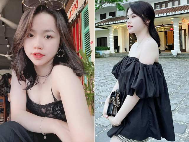 Chia tay Quang Hải, Huỳnh Anh gây ngỡ ngàng với nhan sắc ngày càng xinh đẹp