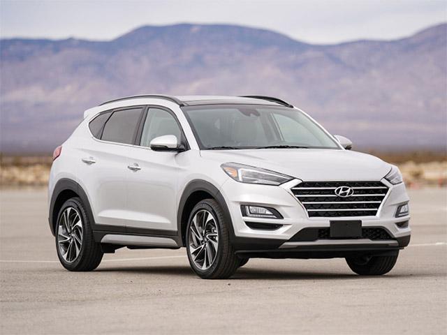 Giá xe Hyundai Tucson lăn bánh tháng 3/2021