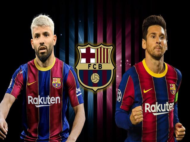 """Barca chán nản vì Dembele, săn """"sát thủ"""" Man City níu chân Messi"""