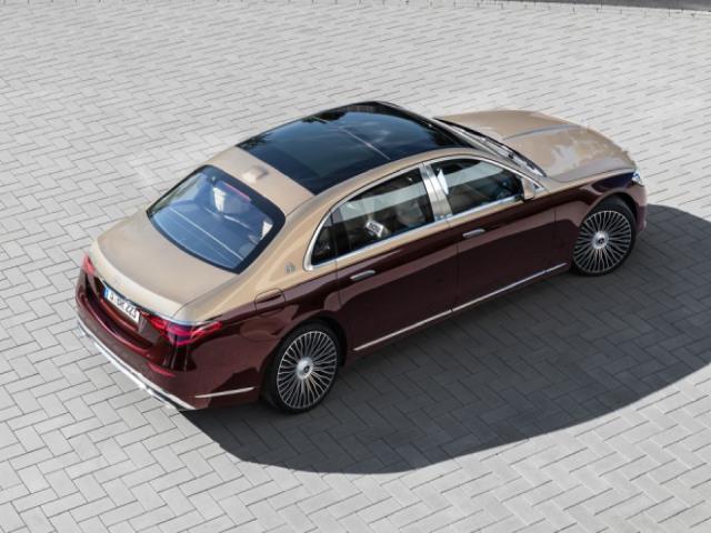 Sedan siêu sang 2021 Mercedes-Maybach S-Class chốt giá hơn 4,2 tỷ đồng