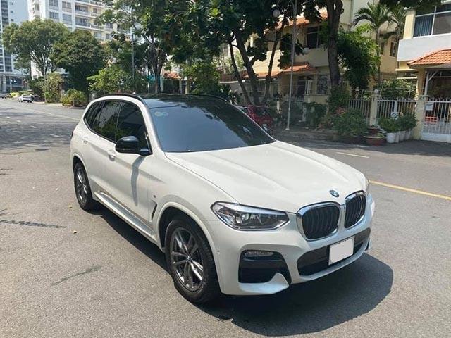 """Đại gia Minh Nhựa bán BMW X3 chạy """"siêu lướt"""" với giá gần bằng xe mới"""