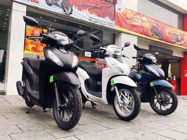 Người Việt có phải đang quá tôn sùng xe ga Honda Vision?
