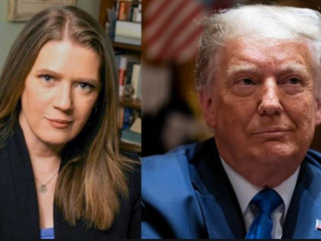 """Cháu gái nói về điều khiến ông Trump """"đau"""" hơn cả thất cử"""