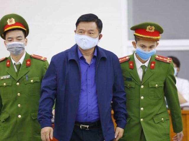 Ông Đinh La Thăng bị phạt 11 năm tù, bồi thường 200 tỉ