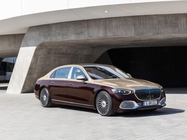 Mercedes-Maybach S-Class thế hệ mới có giá bán hơn 4,2 tỷ đồng tại Mỹ