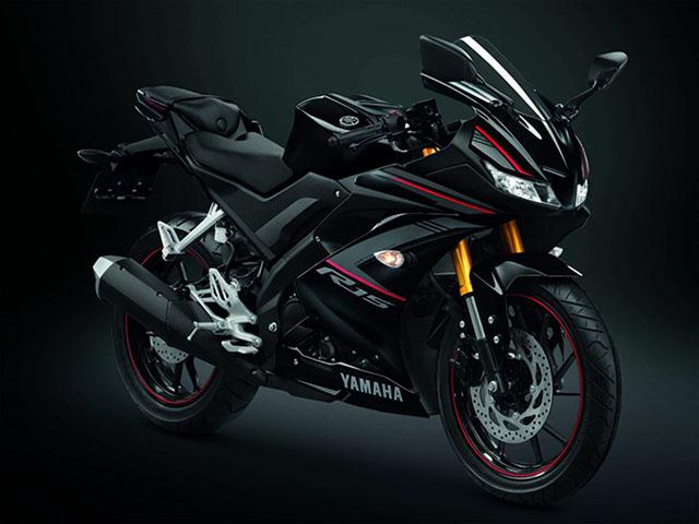 Yamaha YZF-R15 mới sắp trình làng, đối đầu CBR150R 2021
