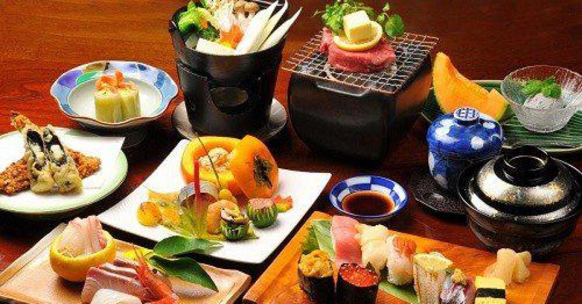 Người Nhật tránh uống nước trong khi ăn vì những lý do này