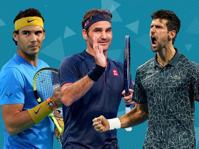 """Djokovic số 1 vượt Federer - Nadal, thống trị tennis nhờ 7 """"tuyệt chiêu"""""""