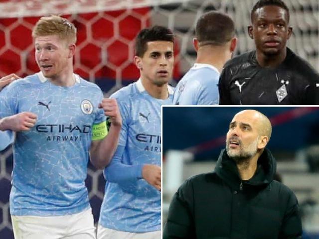"""Man City ghi 100 bàn mơ ngôi vương Cúp C1, Pep Guardiola run vì """"dớp"""" tứ kết"""