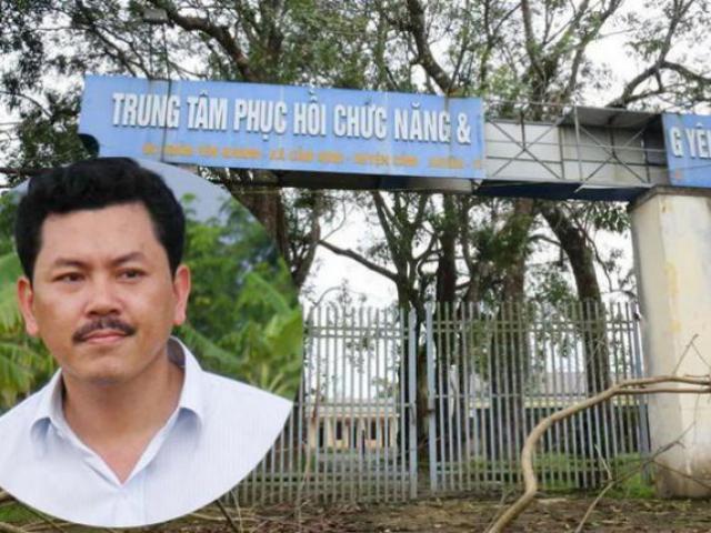 Tỉnh Hà Tĩnh từng trích 506 triệu đồng hỗ trợ trung tâm chữa bệnh Võ Hoàng Yên