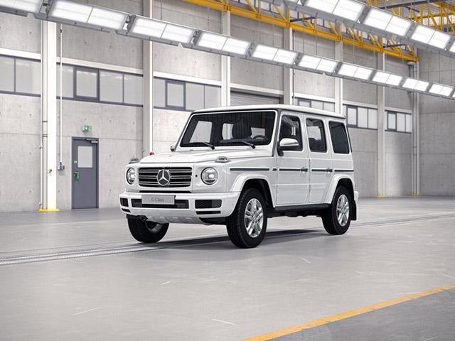 Khui công Mercedes-Benz G-Class 2021 máy dầu đầu tiên về Việt Nam