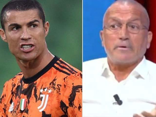 """SỐC: Ronaldo bị tố là """"thế lực hắc ám"""" ở Juventus, thao túng phòng thay đồ"""