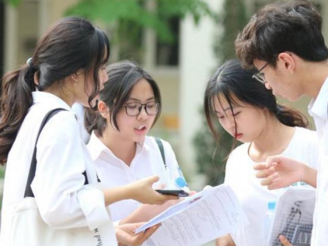 Năm 2021: Thí sinh được 3 lần điều chỉnh nguyện vọng đăng ký xét tuyển đại học