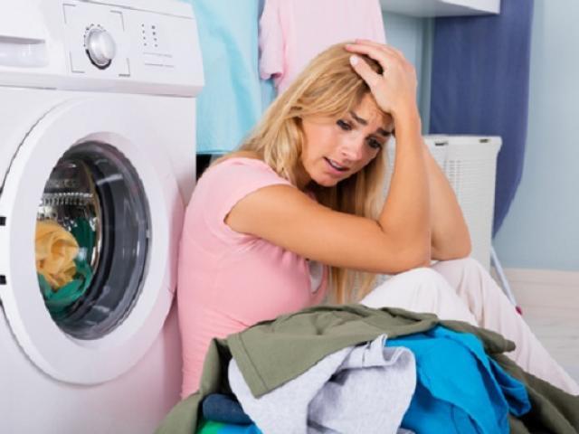 Mã lỗi máy giặt Electrolux thường gặp và cách khắc phục