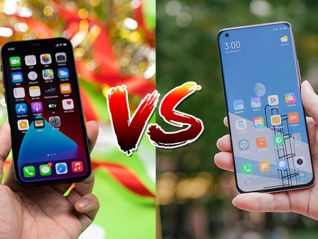 iPhone 12 mini vs Xiaomi Mi 11: Đâu là lựa chọn hợp lý khi cùng phân khúc giá?