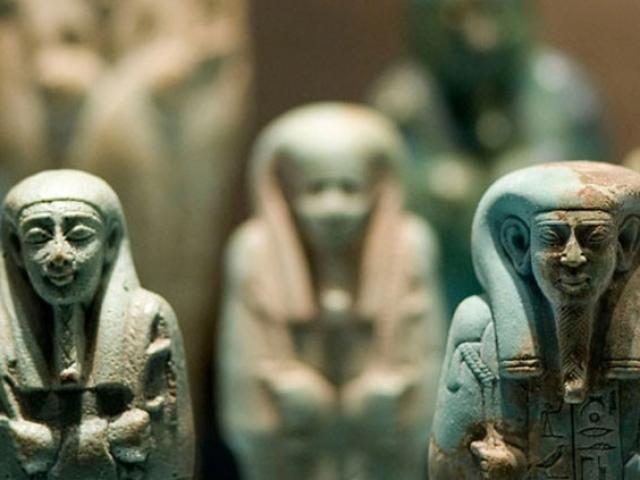 Khám phá Ushabti – đầy tớ cho người chết trong văn hóa Ai Cập cổ