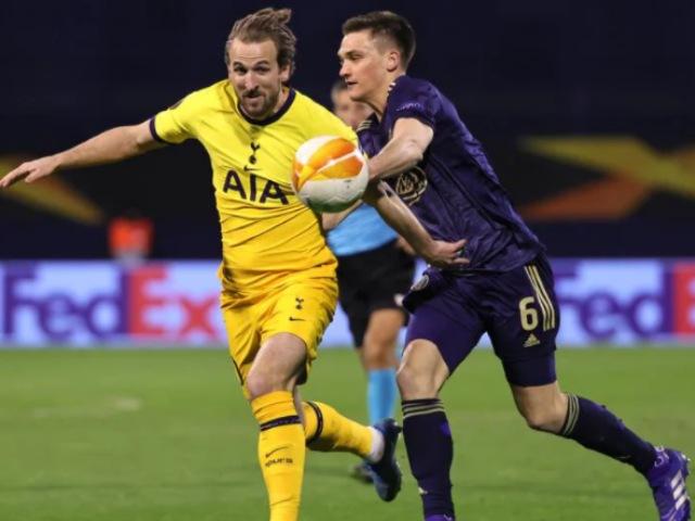 Kết quả Europa League Dinamo Zagreb - Tottenham: Kịch chiến 120 phút, ngược dòng địa chấn