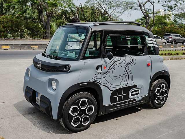 Xe điện Citroen Ami đầu tiên có mặt tại Việt Nam, giá hơn 200 triệu