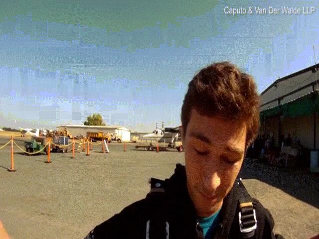 Mỹ: Thanh niên lần đầu nhảy dù ở độ cao 3.900 mét, dù không mở và kết cục thương tâm