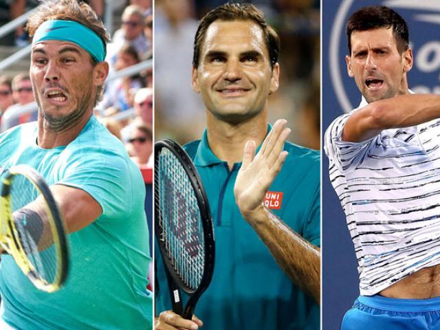 """Djokovic """"nối gót"""" Nadal, Federer: Không chấn thương vẫn bỏ Miami"""