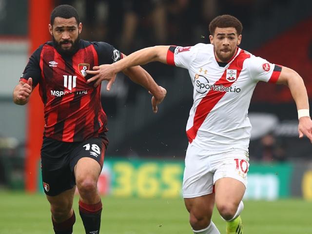 """Video Bournemouth - Southampton: Cú đúp đỉnh cao, giật """"vé vàng"""" bán kết"""
