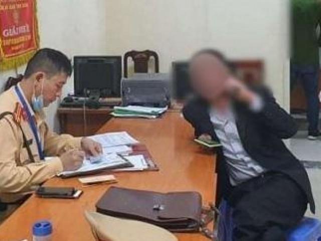 Nóng: Chuyển hồ sơ vụ quân nhân say xỉn, xô xát CSGT cho đơn vị quân đội