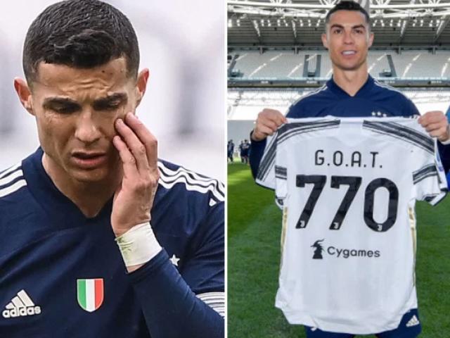 Ronaldo tịt ngòi ngày Juventus thua sốc ở Serie A, Pirlo có trách tội đồ?
