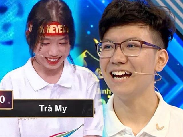 Đi thi Olympia, nam sinh Hà Nội kiếm được bạn gái xinh như mộng