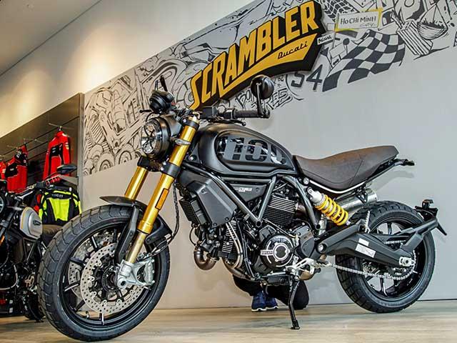 Bộ đôi Ducati Scrambler 1100 Pro và Sport ra mắt tại Việt Nam, giá bán từ 478 triệu đồng