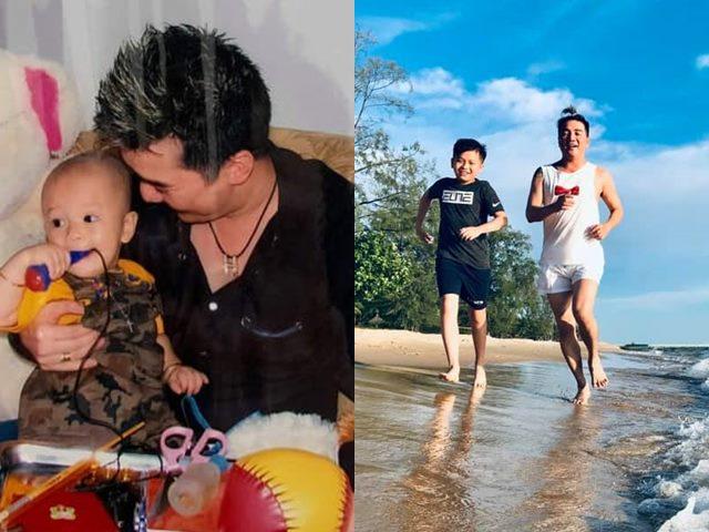 Đàm Vĩnh Hưng tuyên bố đã có 2 con, công khai hình ảnh con lớn phổng phao gây bất ngờ