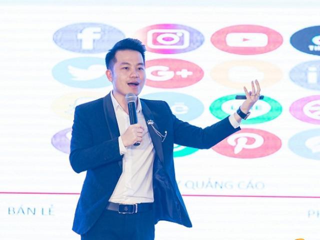 Tay trắng khởi nghiệp, chàng trai Bắc Ninh thành tỷ phú nhờ bán hàng online