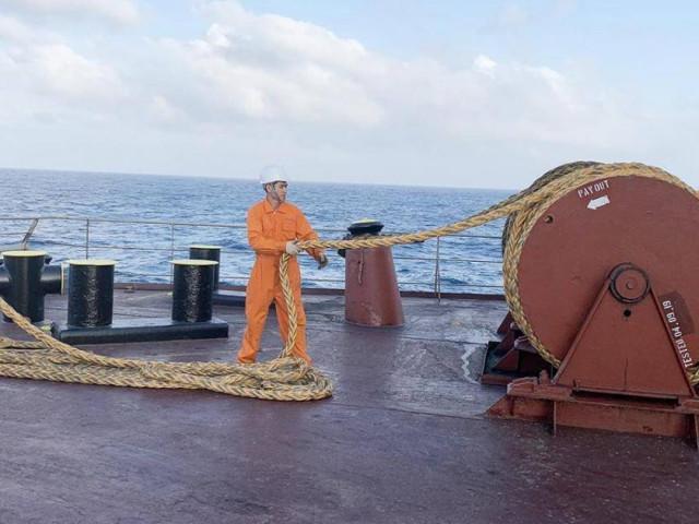 Ám ảnh nghề đi biển giữa đại dịch