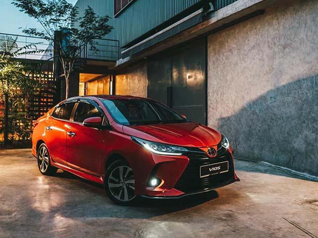 """Toyota Vios 2021: Mẫu xe """"quốc dân"""" đích thực cho người Việt"""