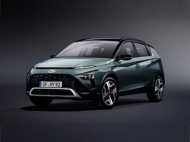 Hyundai Bayon 2021 chốt giá bán chính thức từ 457 triệu đồng
