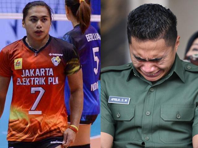 """VĐV Indonesia """"trai giả gái"""" làm bóng chuyền nữ VN khốn khổ: Giọt nước mắt đàn ông"""