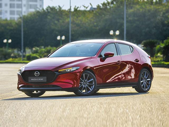 Giá xe Mazda3 lăn bánh tháng 3/2021