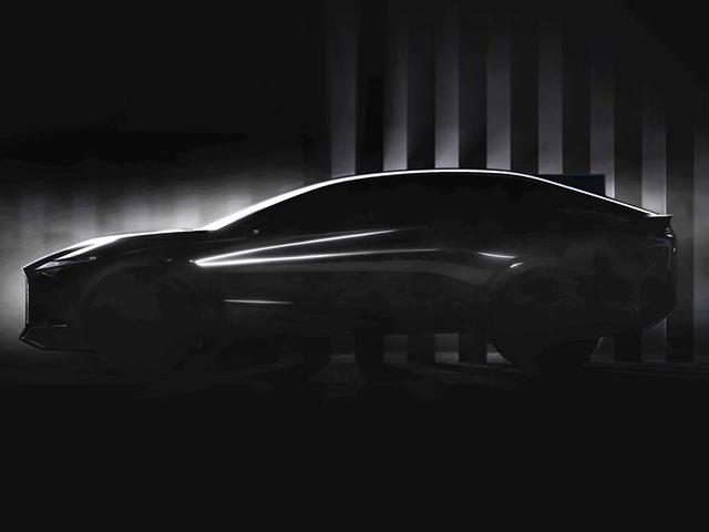 Lexus EV Concept lộ diện, xe điện mang ngôn ngữ thiết kế của tương lai