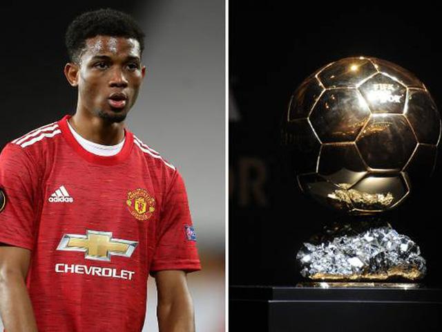 Tân binh trăm tỷ Diallo của MU được ví với Ronaldo, dư sức giành Quả bóng Vàng