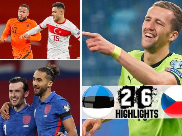Trận 8 bàn vòng loại World Cup sốc hơn trận Anh thắng 5-0, Hà Lan thảm bại 2-4