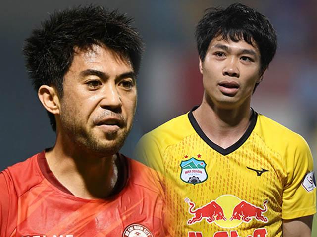 Vòng 6 V-League nóng rực: Lee Nguyễn gặp lại Kiatisak, SLNA đại chiến Viettel